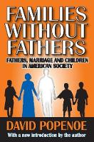 jacket Image for Families without Fathers